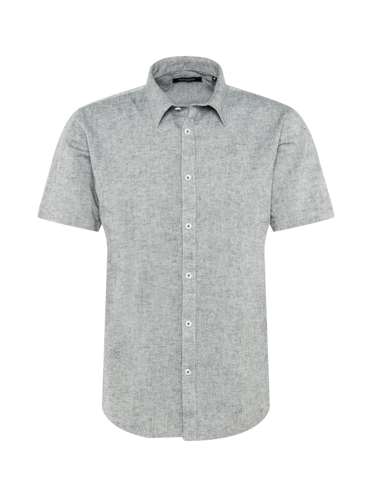 SHINE ORIGINAL Marškiniai margai pilka