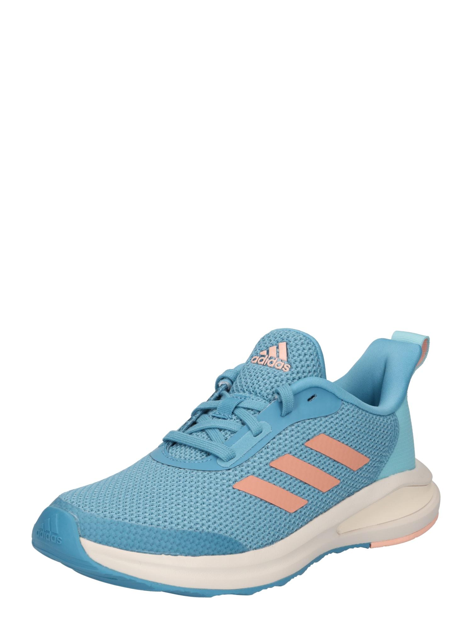 ADIDAS PERFORMANCE Sportiniai batai 'FortaRun K' mėlyna dūmų spalva