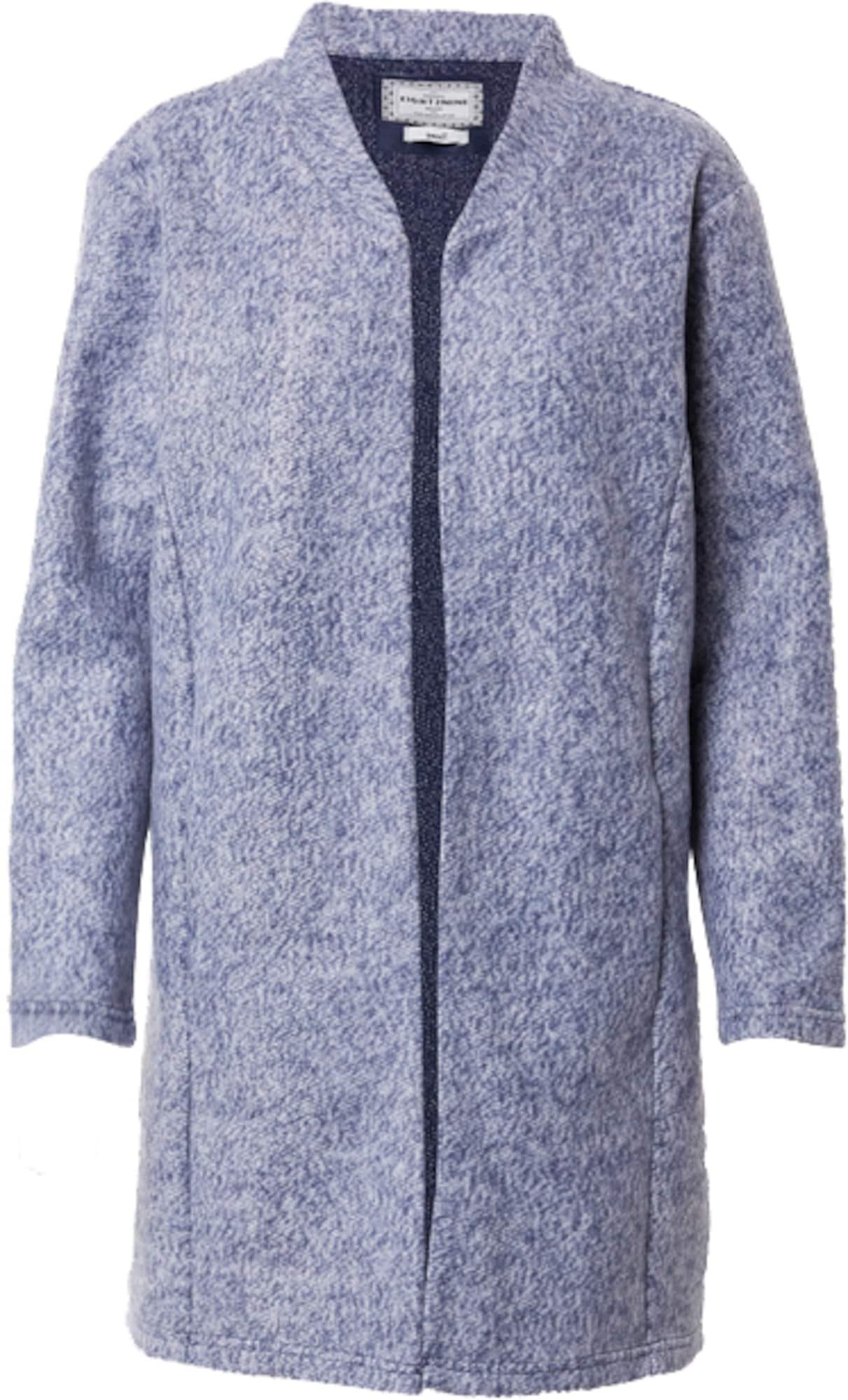 Eight2Nine Demisezoninis paltas margai mėlyna