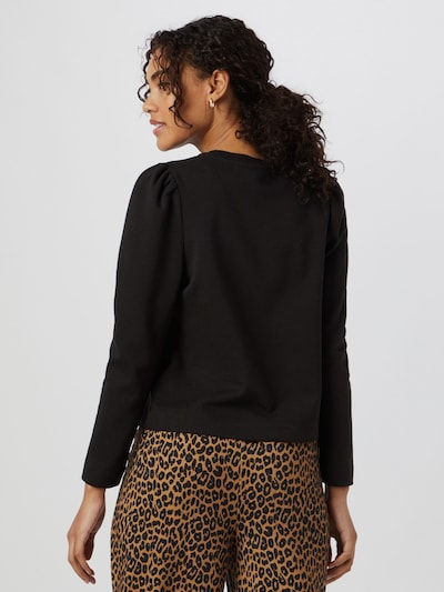 Object Meza Langarm-Schulter-Sweatshirt