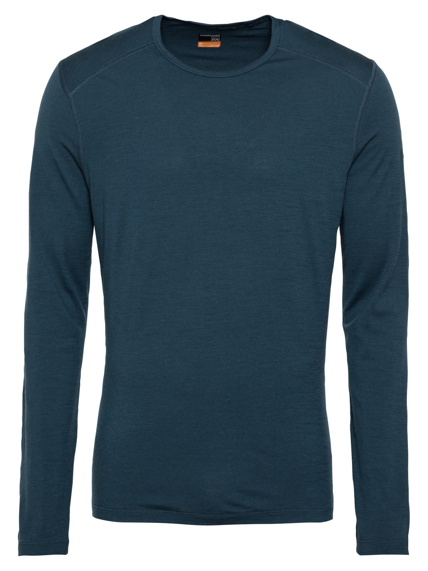 Icebreaker Sportiniai marškinėliai tamsiai mėlyna
