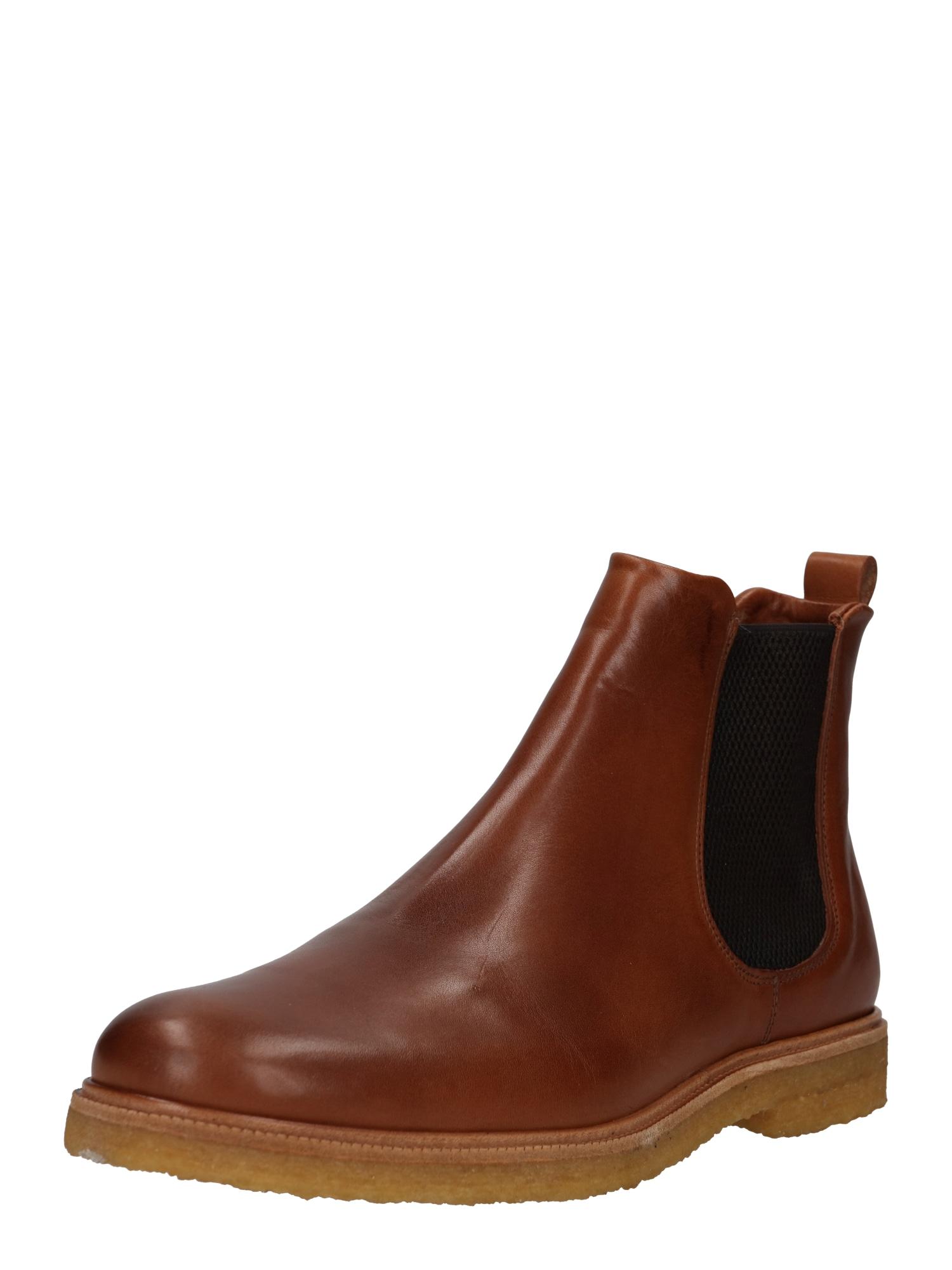 """ROYAL REPUBLIQ """"Chelsea"""" batai ruda / šokolado spalva"""