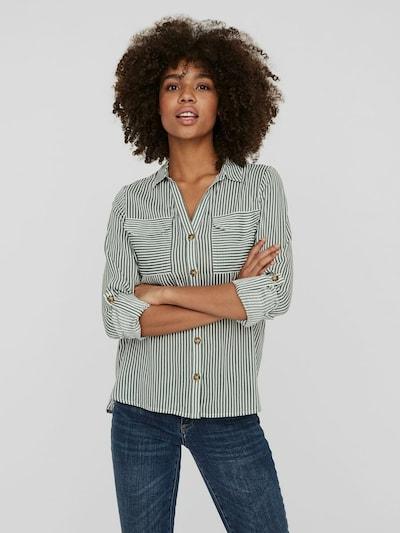 Vero Moda Bumpy langärmeliges Hemd