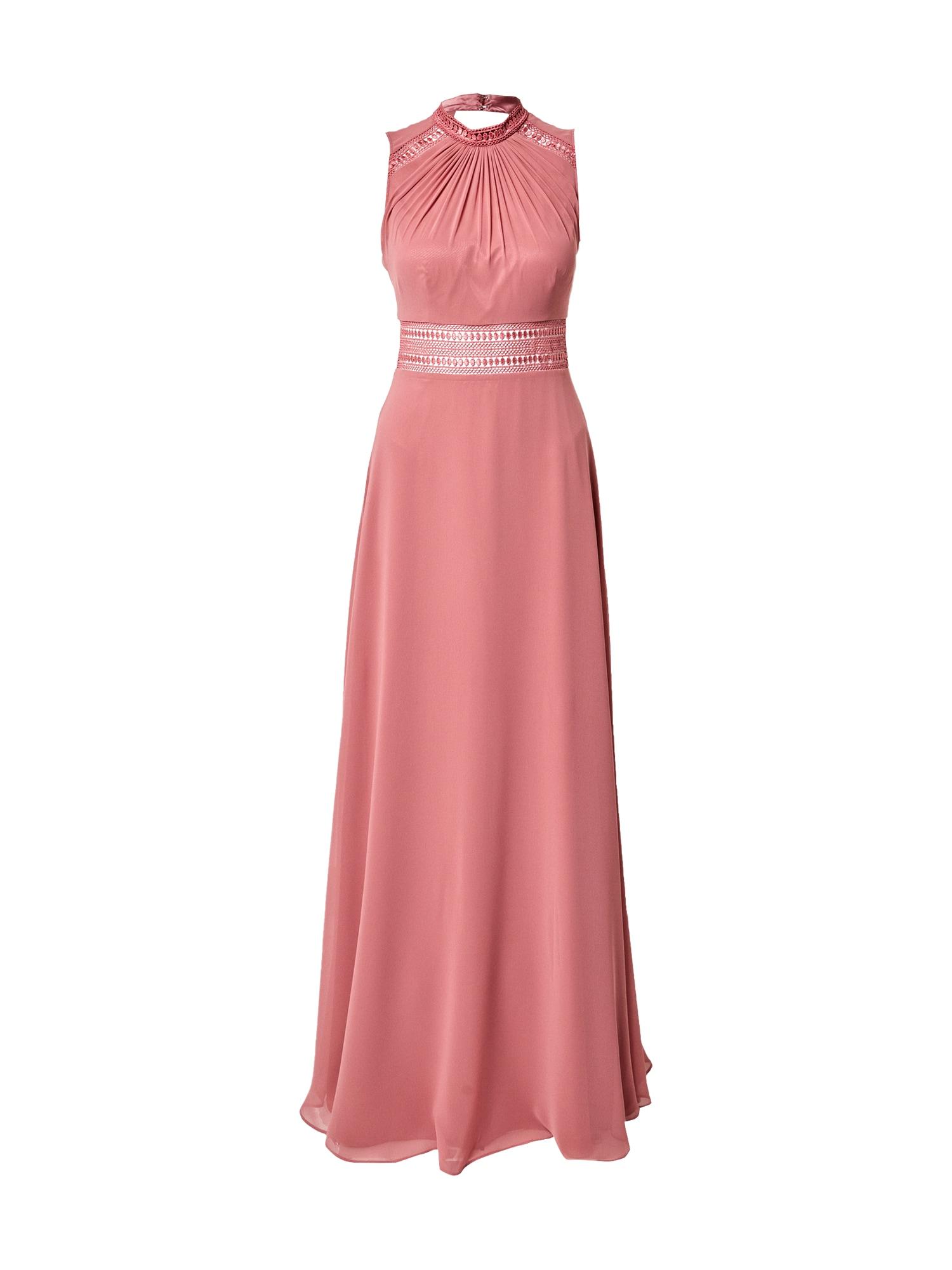 VM Vera Mont Vakarinė suknelė rožinė
