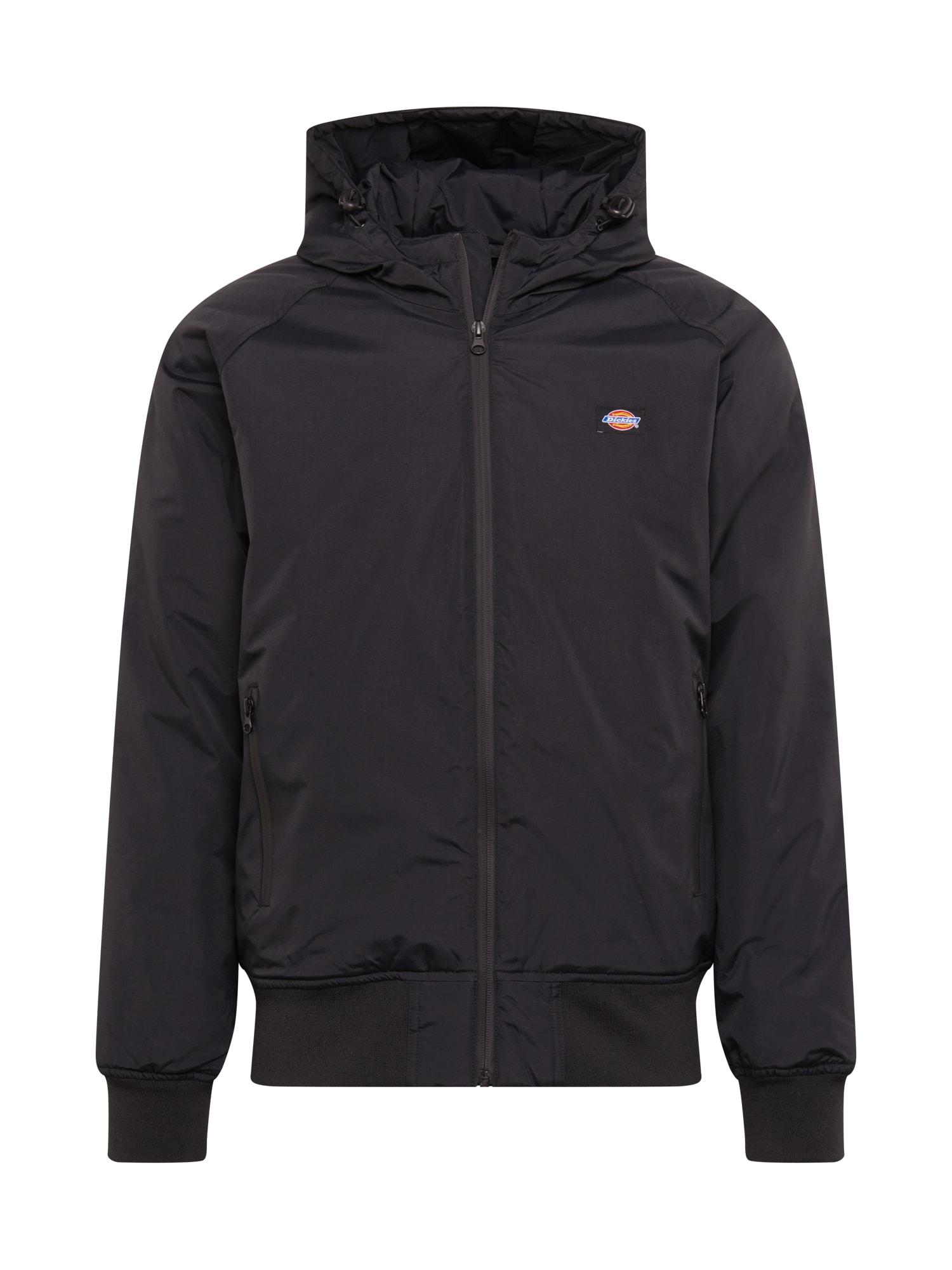DICKIES Prechodná bunda 'New Sarpy'  čierna