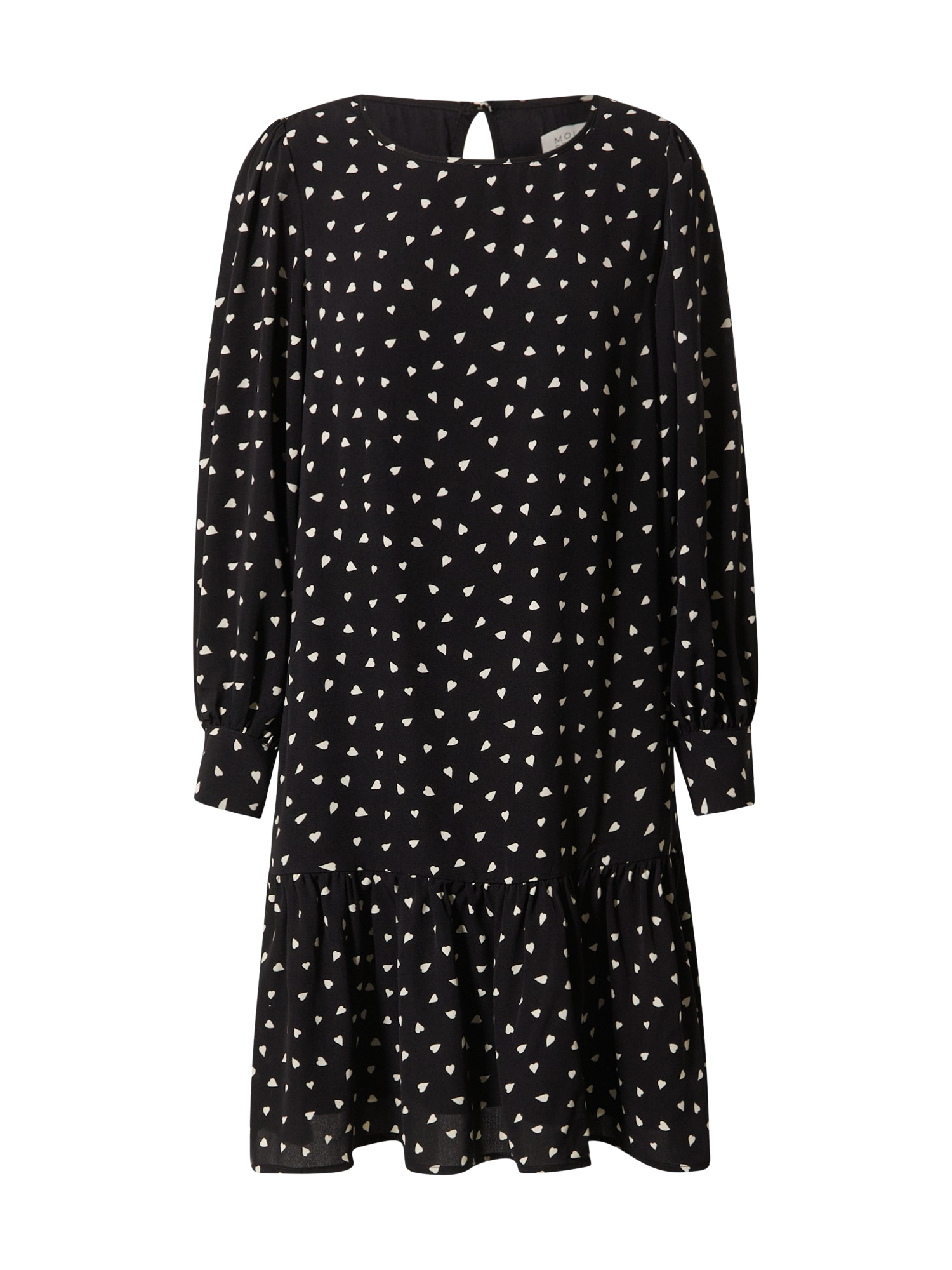 Molly BRACKEN Suknelė juoda / balta