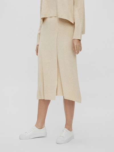 Y.A.S Assi Long Sleeve Knitted Midi Skirt