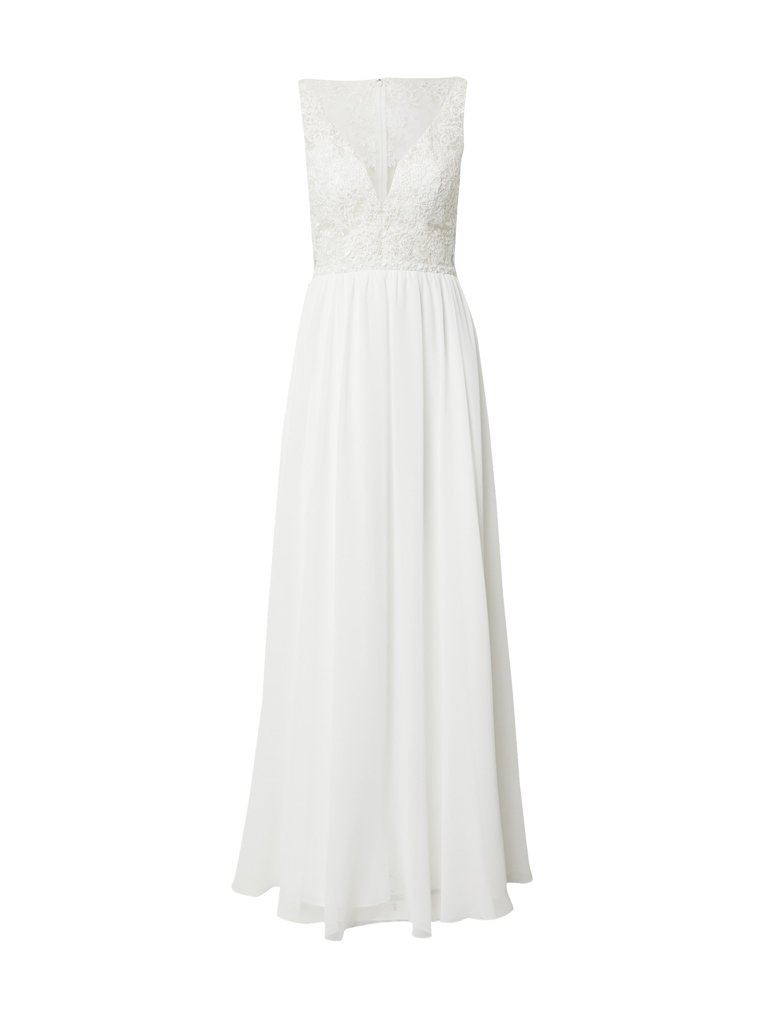 Laona Vakarinė suknelė balta