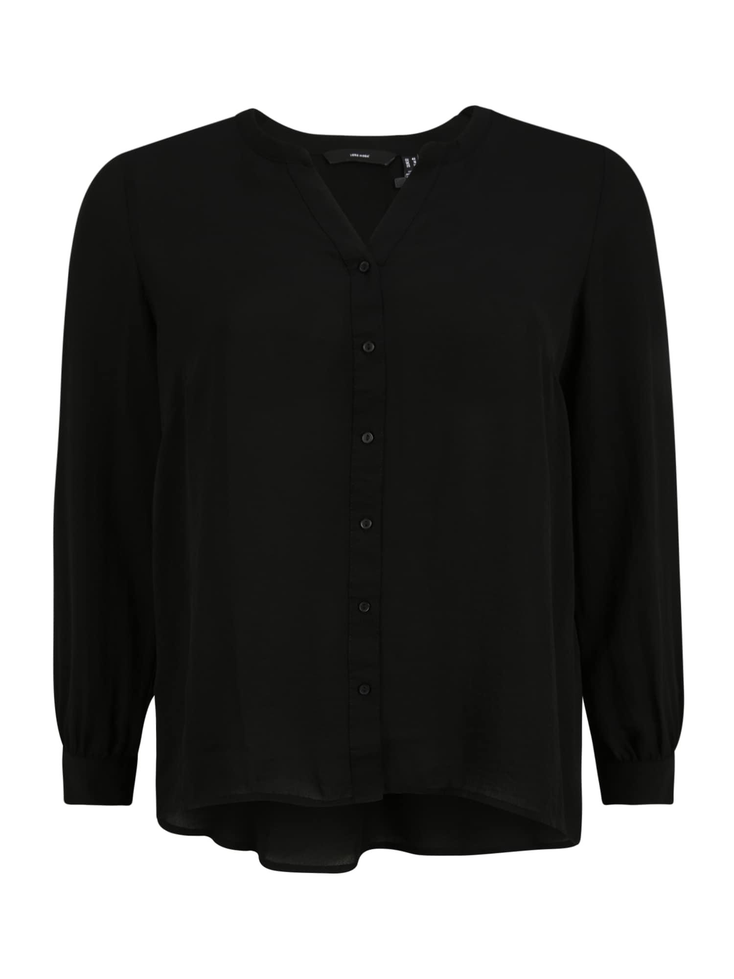 Vero Moda Curve Palaidinė juoda