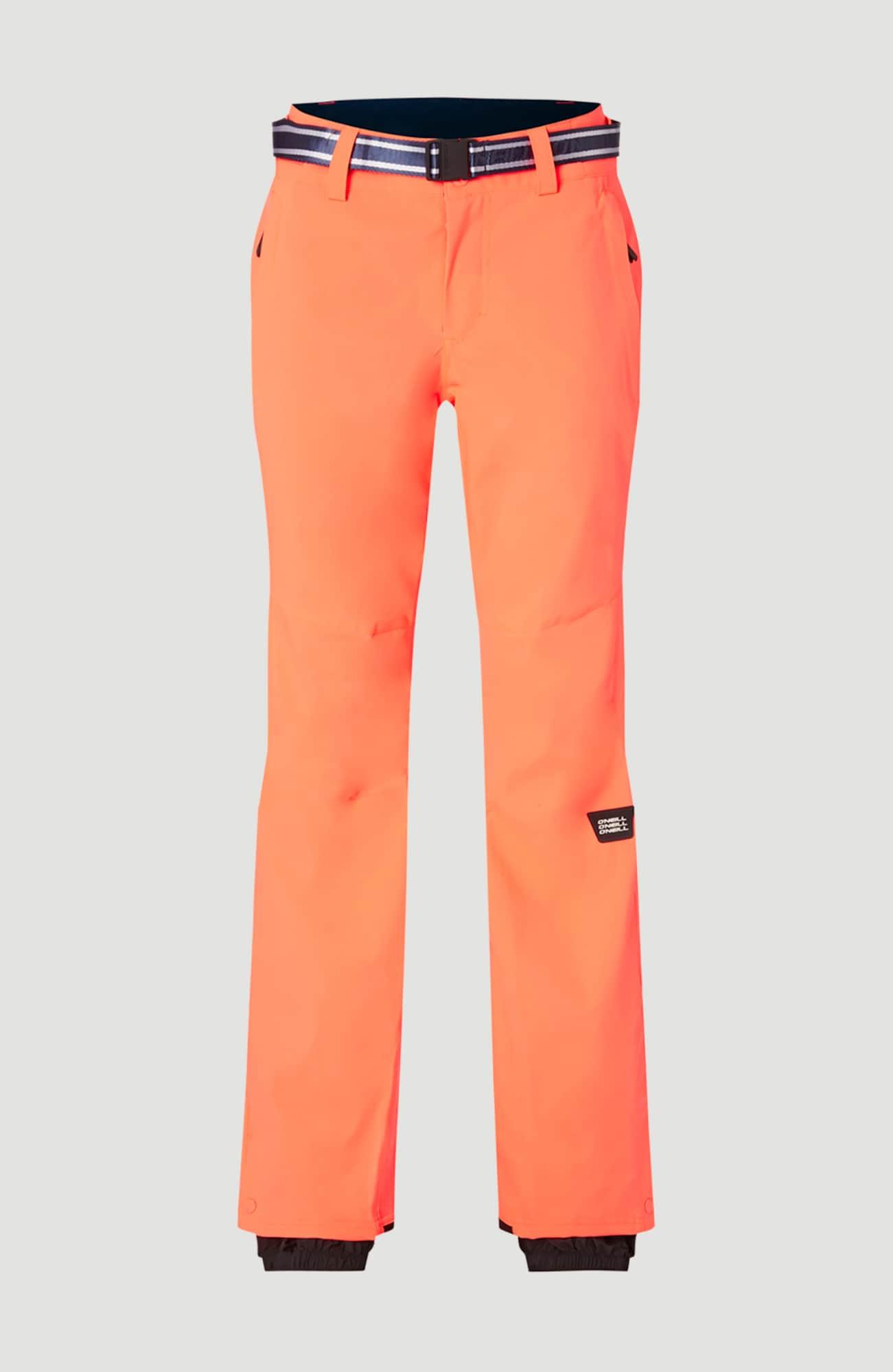 O'NEILL Outdoorové kalhoty 'Star Slim'  oranžová