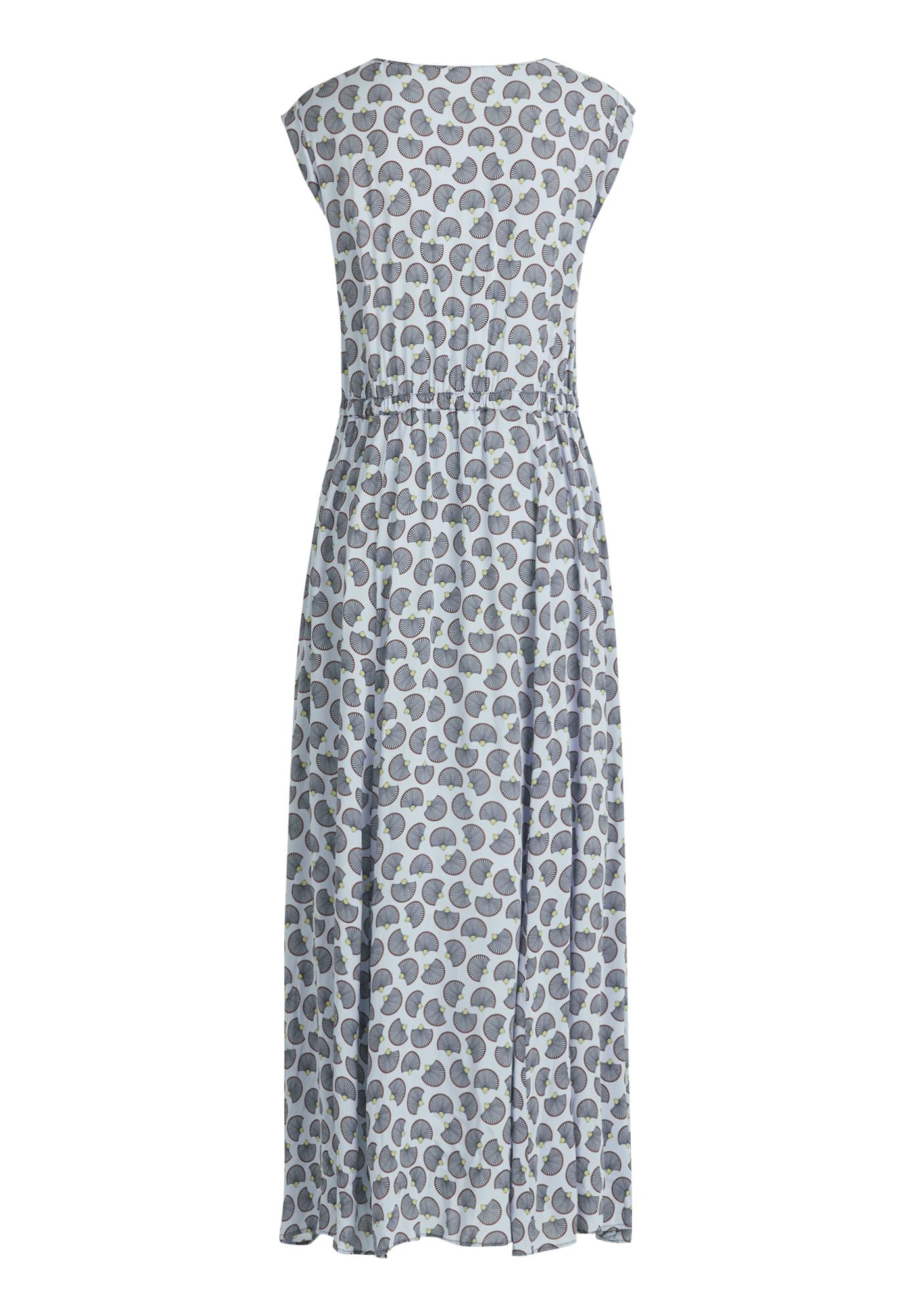 cartoon - Sommerkleid mit Muster