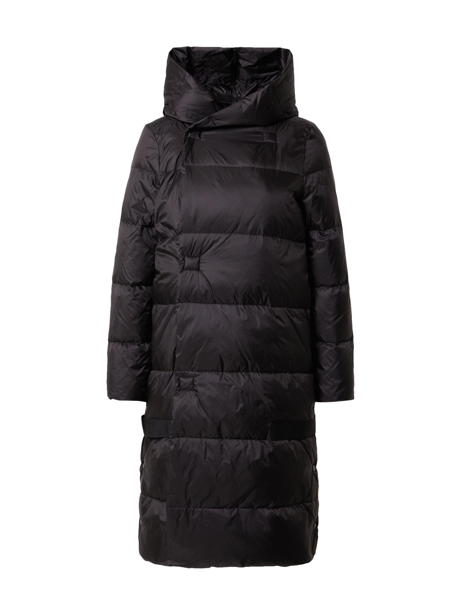 JNBY Žieminis paltas juoda