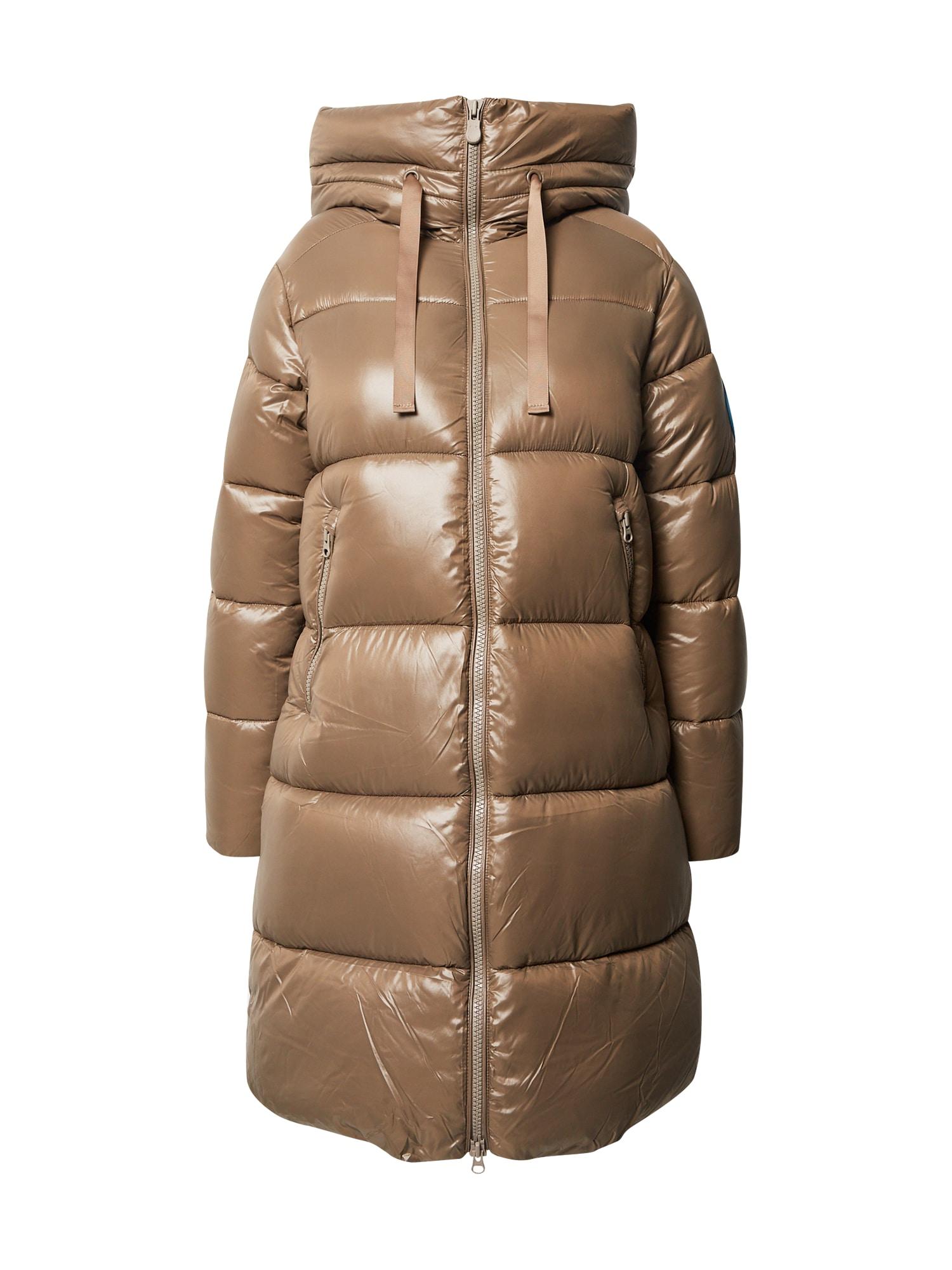 SAVE THE DUCK Žieminis paltas ruda