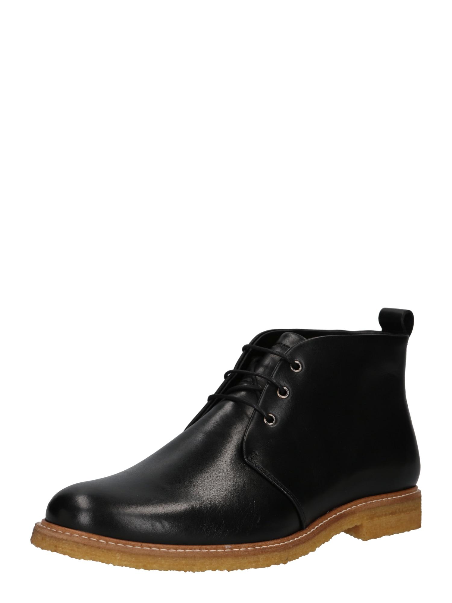 "ROYAL REPUBLIQ ""Chukka"" batai juoda"