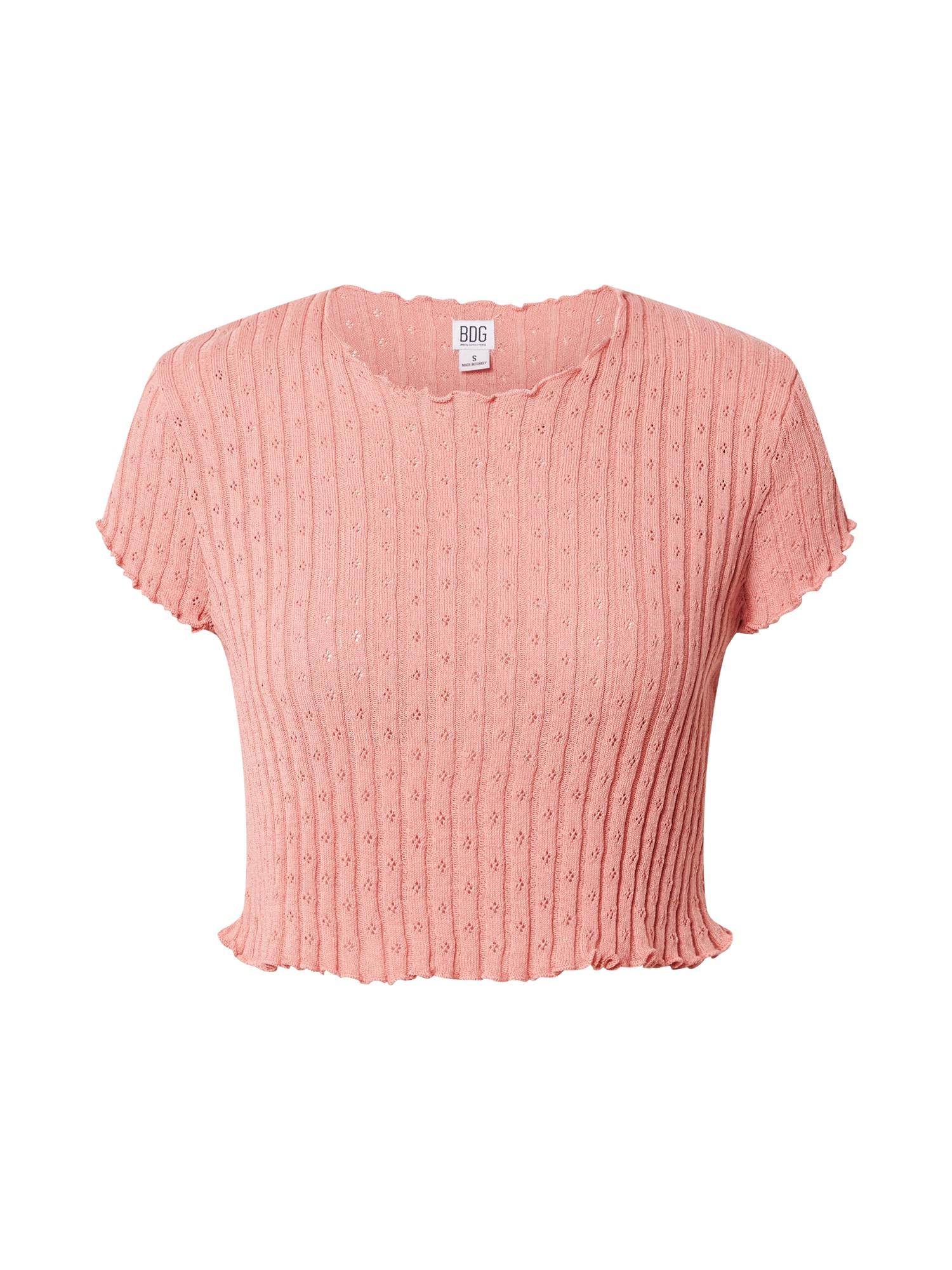 BDG Urban Outfitters Marškinėliai rožinė