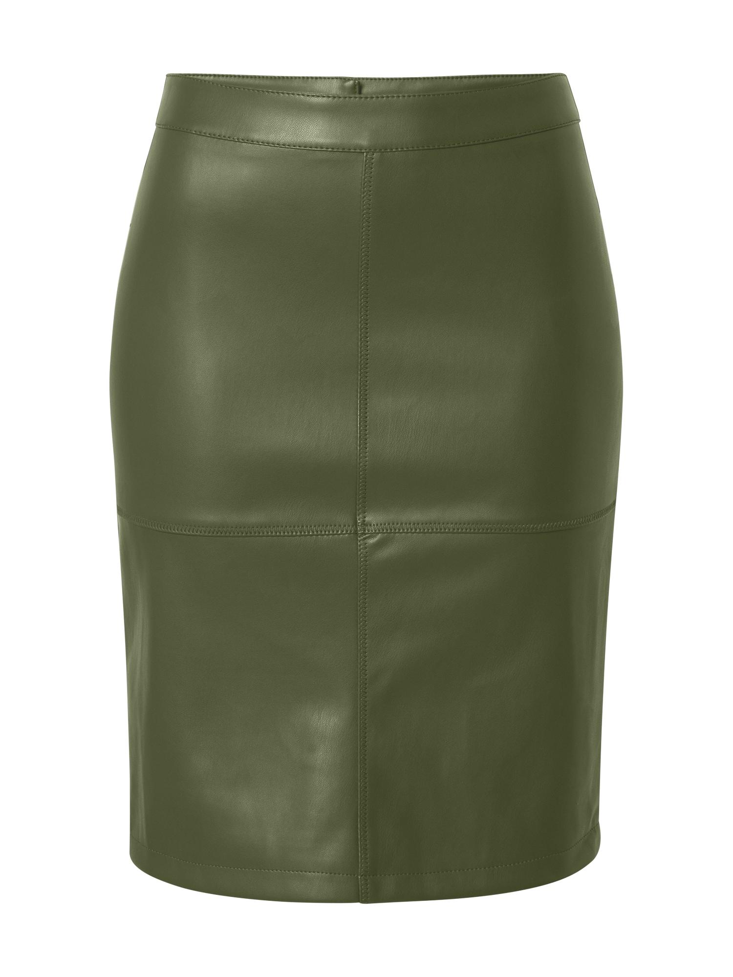 VILA Sijonas žalia
