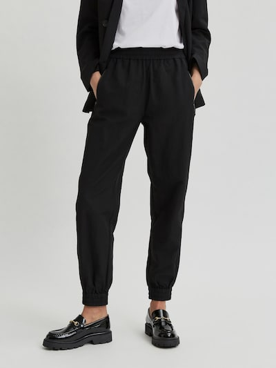 Selected Femme Flow Cuffed-Leg Hose