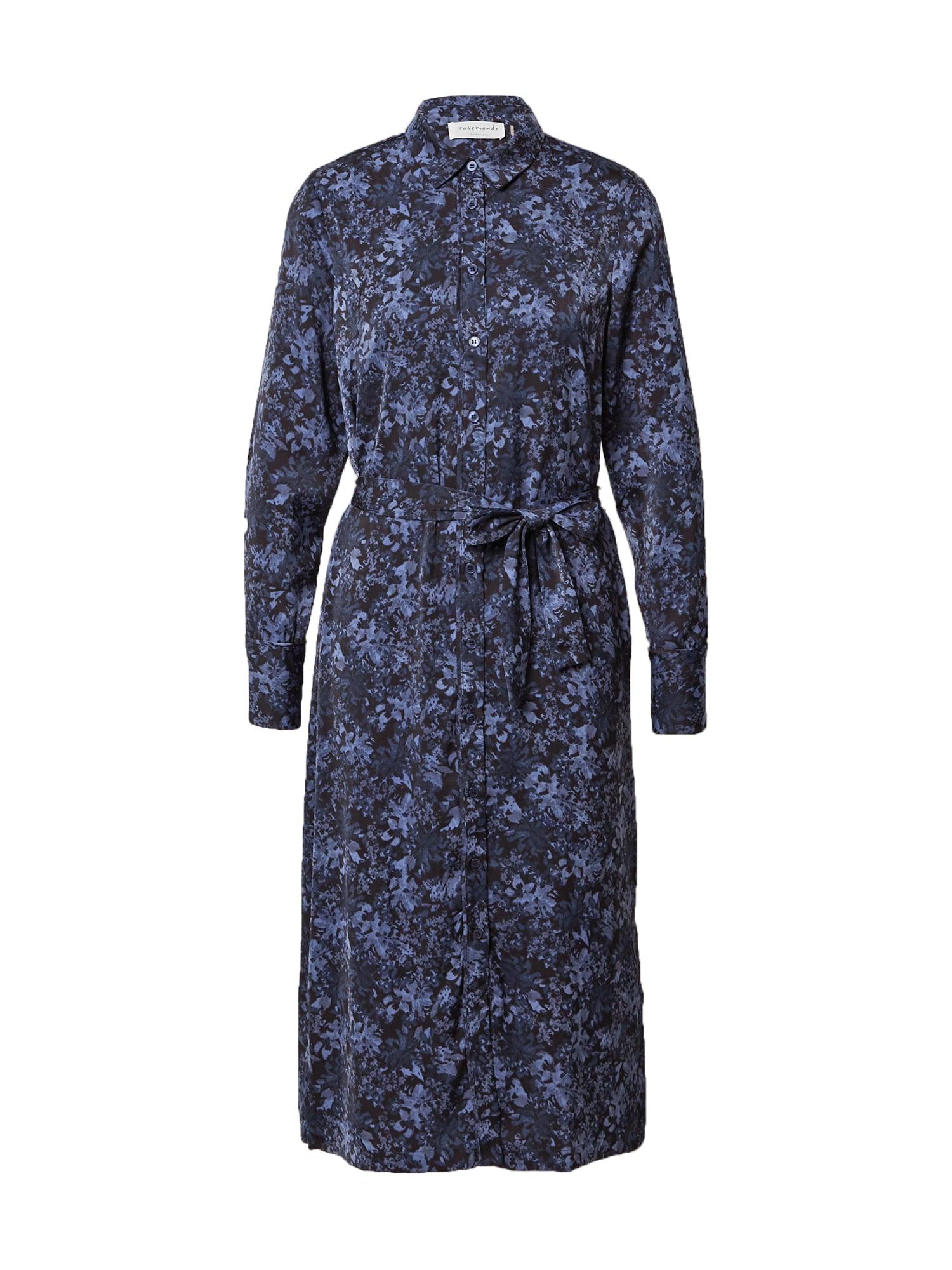 rosemunde Palaidinės tipo suknelė mėlyna / tamsiai mėlyna
