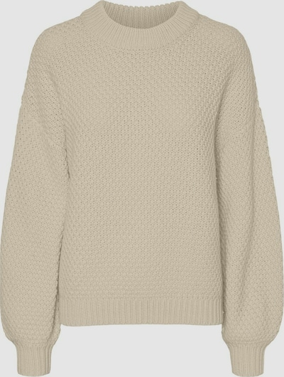 Vero Moda Aware Nikita Long Sleeve Knit Detail Pullover Round Neck Jumper