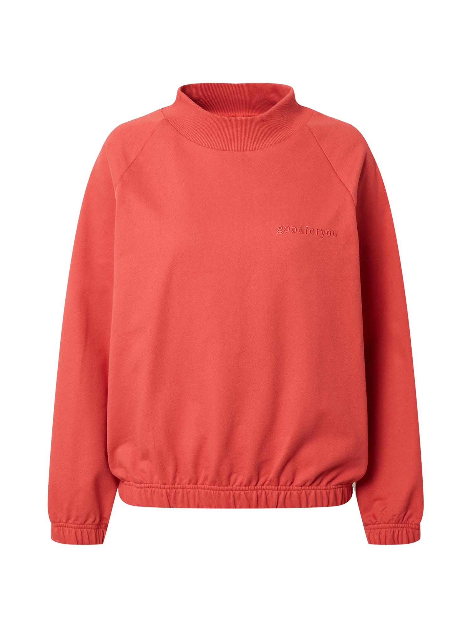 Degree Megztinis be užsegimo oranžinė-raudona