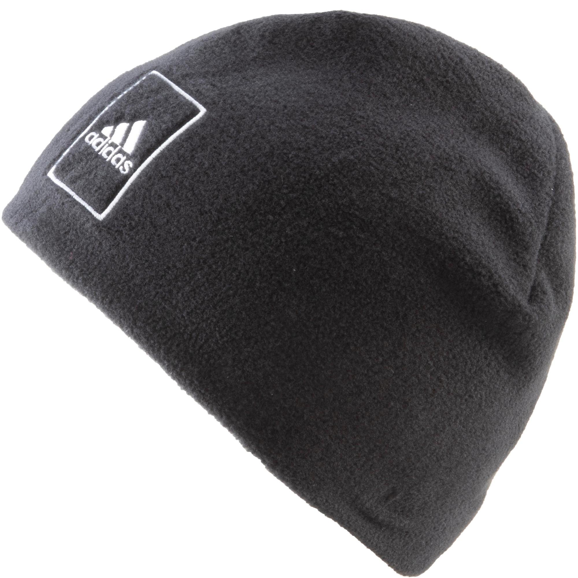 ADIDAS PERFORMANCE Sportinė kepurė 'ESSENTIALS' juoda / balta