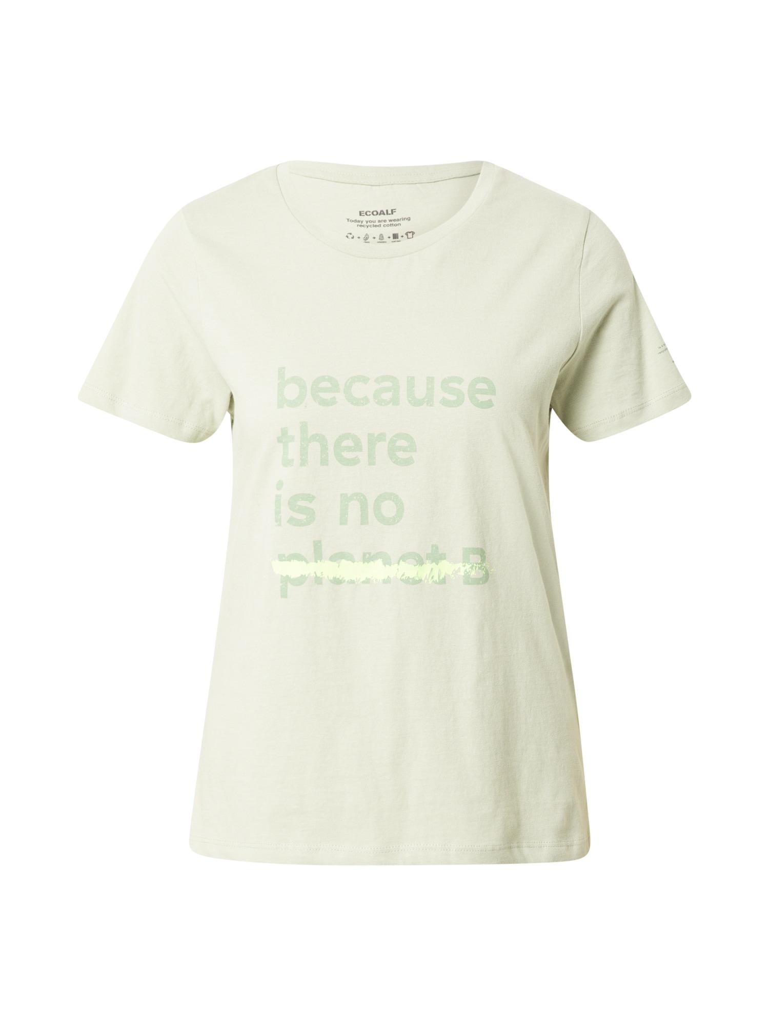 ECOALF Marškinėliai pastelinė žalia / šviesiai žalia