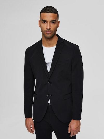 Selected Homme elastischer Blazer mit enger Passform