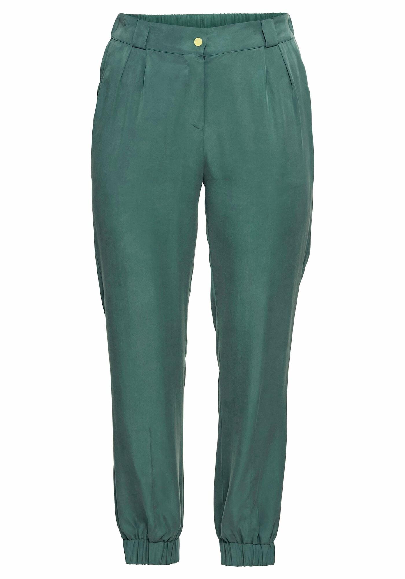 SHEEGO Kelnės žalia