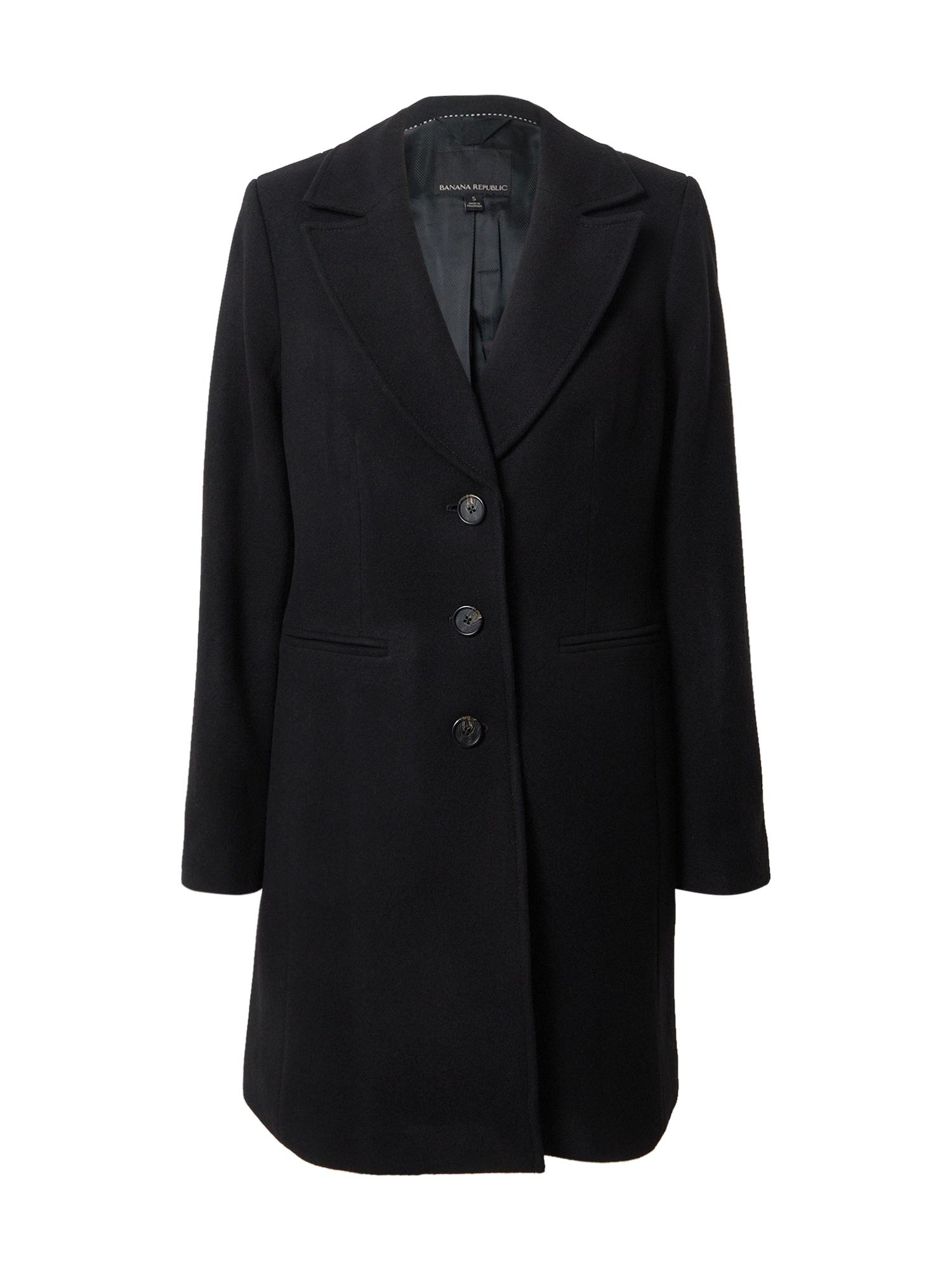 Banana Republic Demisezoninis paltas juoda
