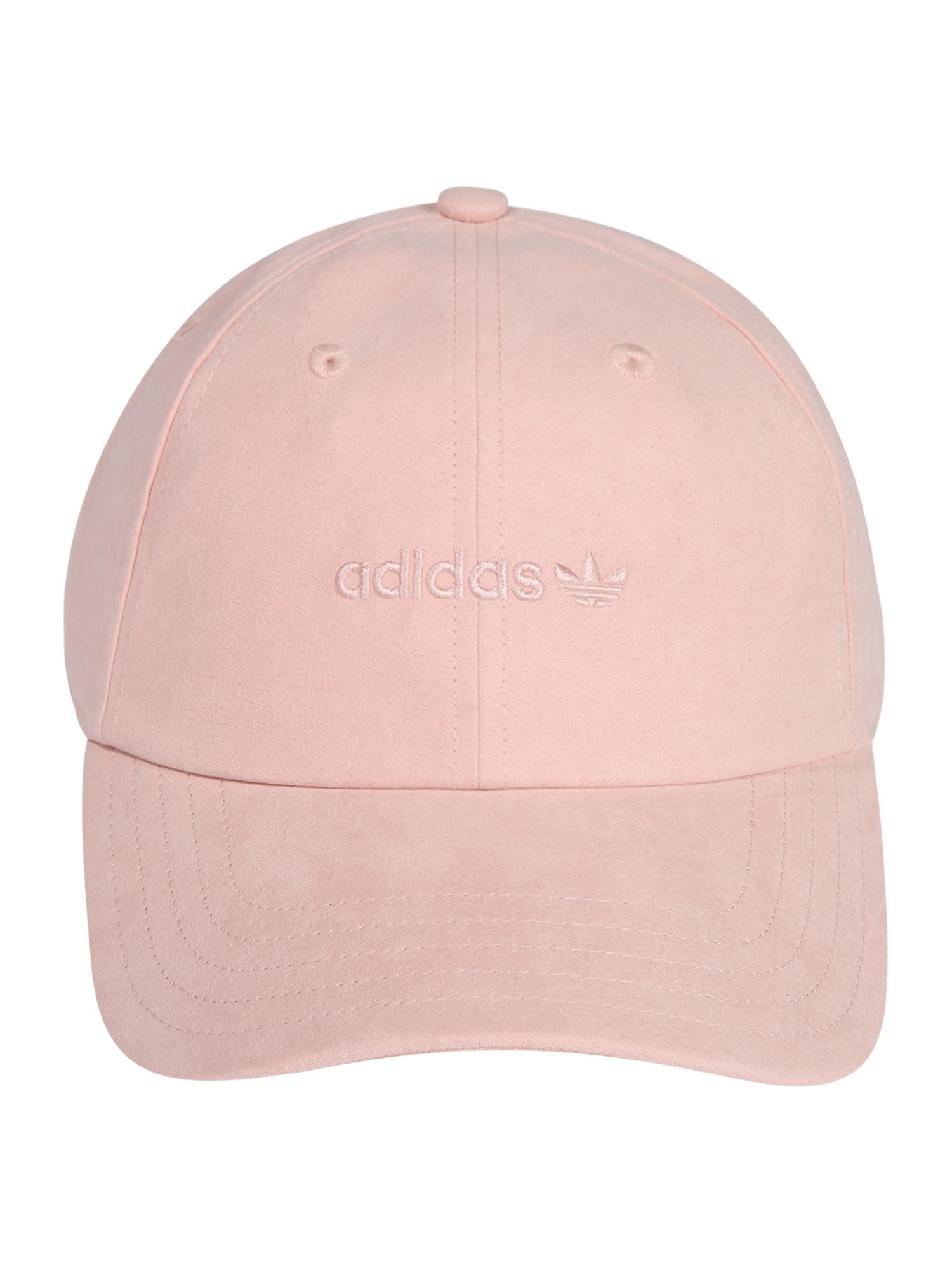 ADIDAS ORIGINALS Kepurė rožių spalva