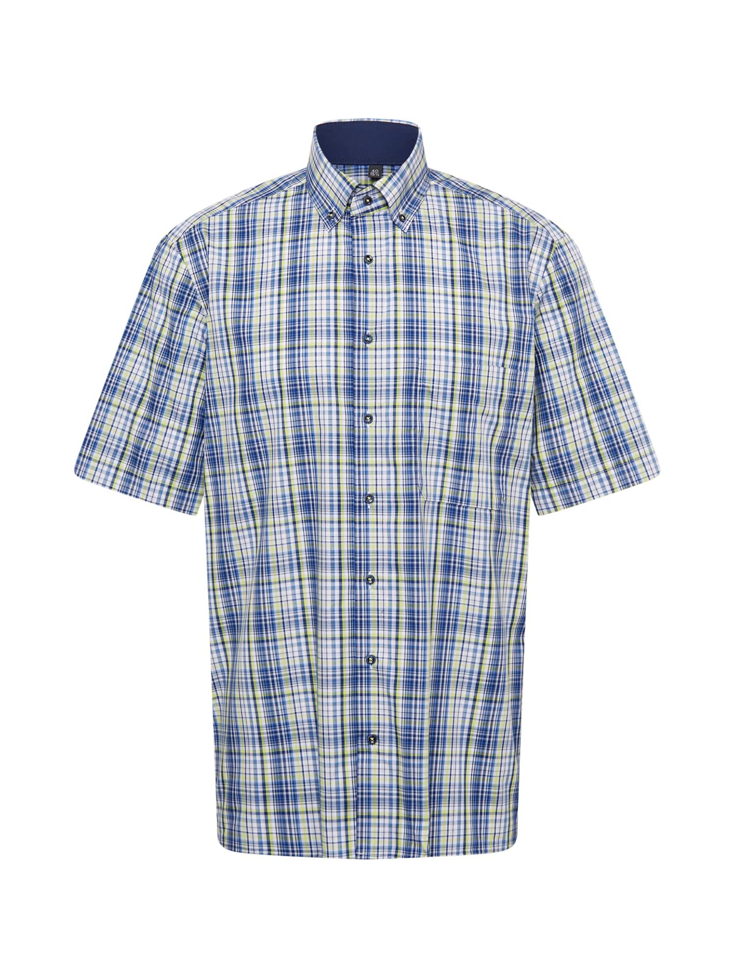 """ETERNA Marškiniai balta / šviesiai mėlyna / nendrių spalva / sodri mėlyna (""""karališka"""") / šviesiai pilka"""