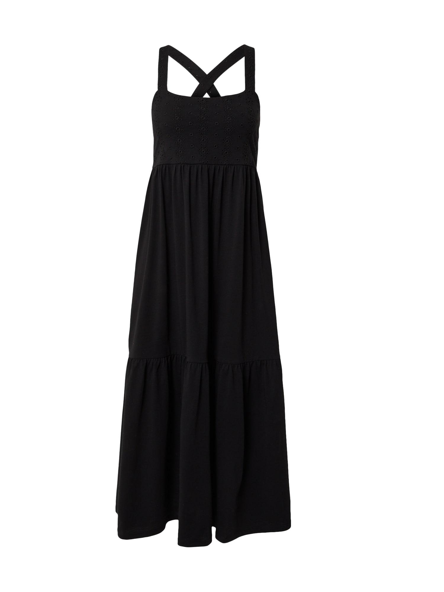 ONLY Vasarinė suknelė 'VANNA' juoda