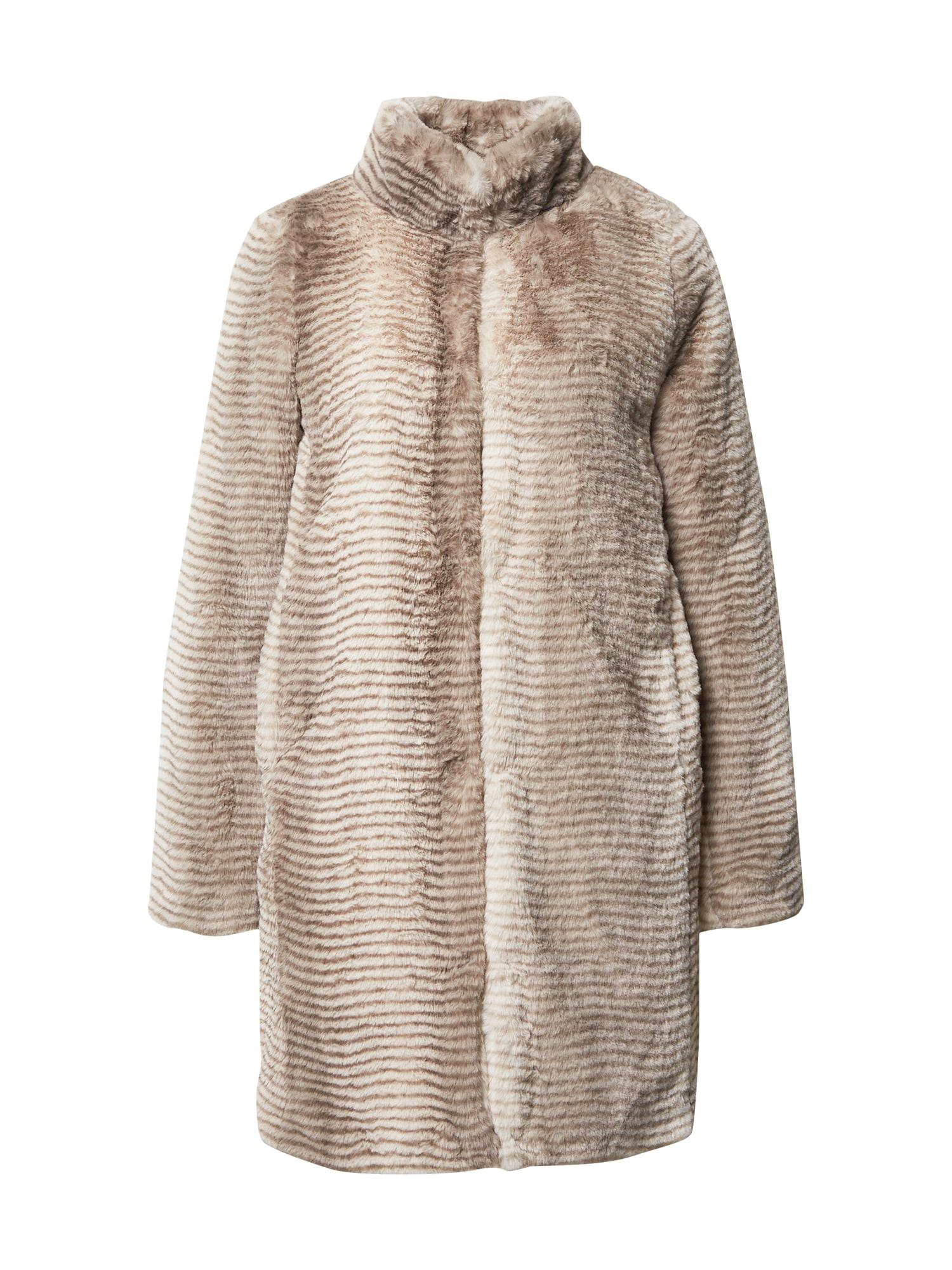 Dorothy Perkins Demisezoninis paltas kremo / ruda