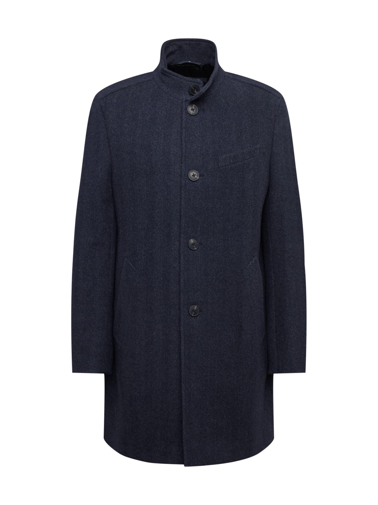 Marc O'Polo Demisezoninis paltas tamsiai mėlyna