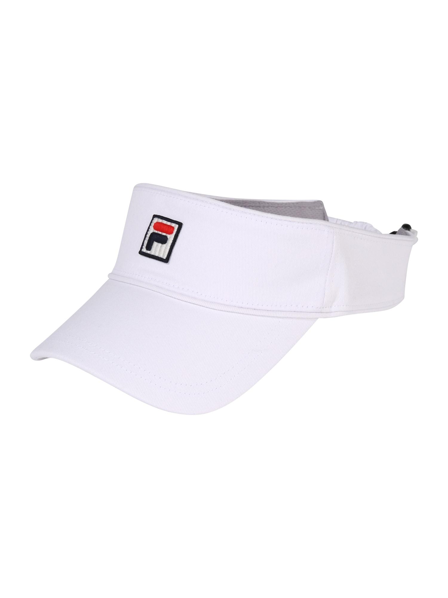 FILA Kepurė balta