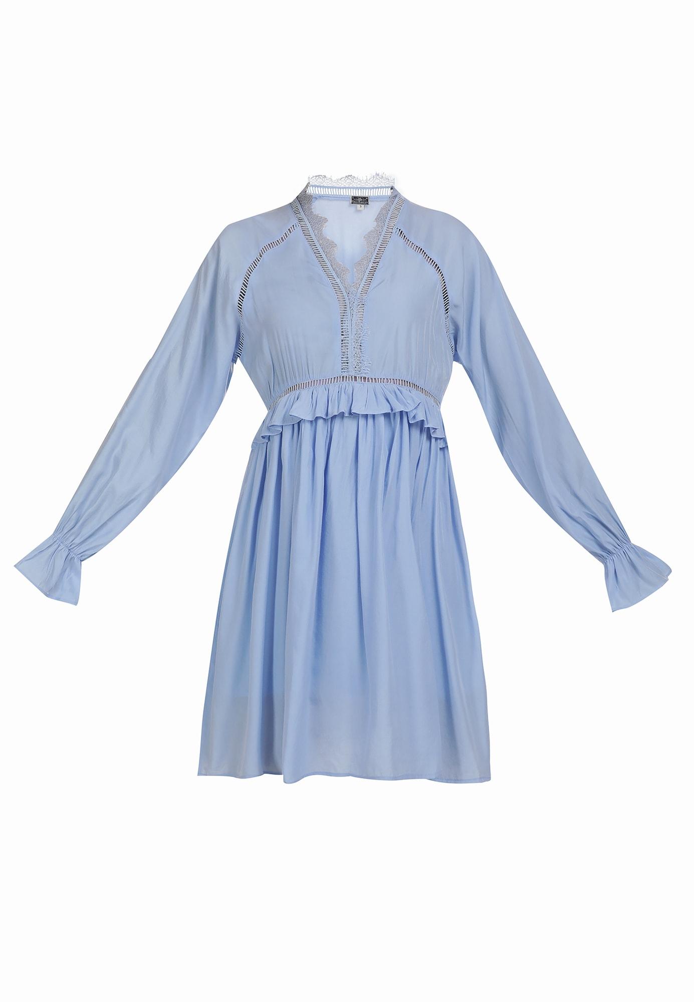 DreiMaster Maritim Suknelė šviesiai mėlyna