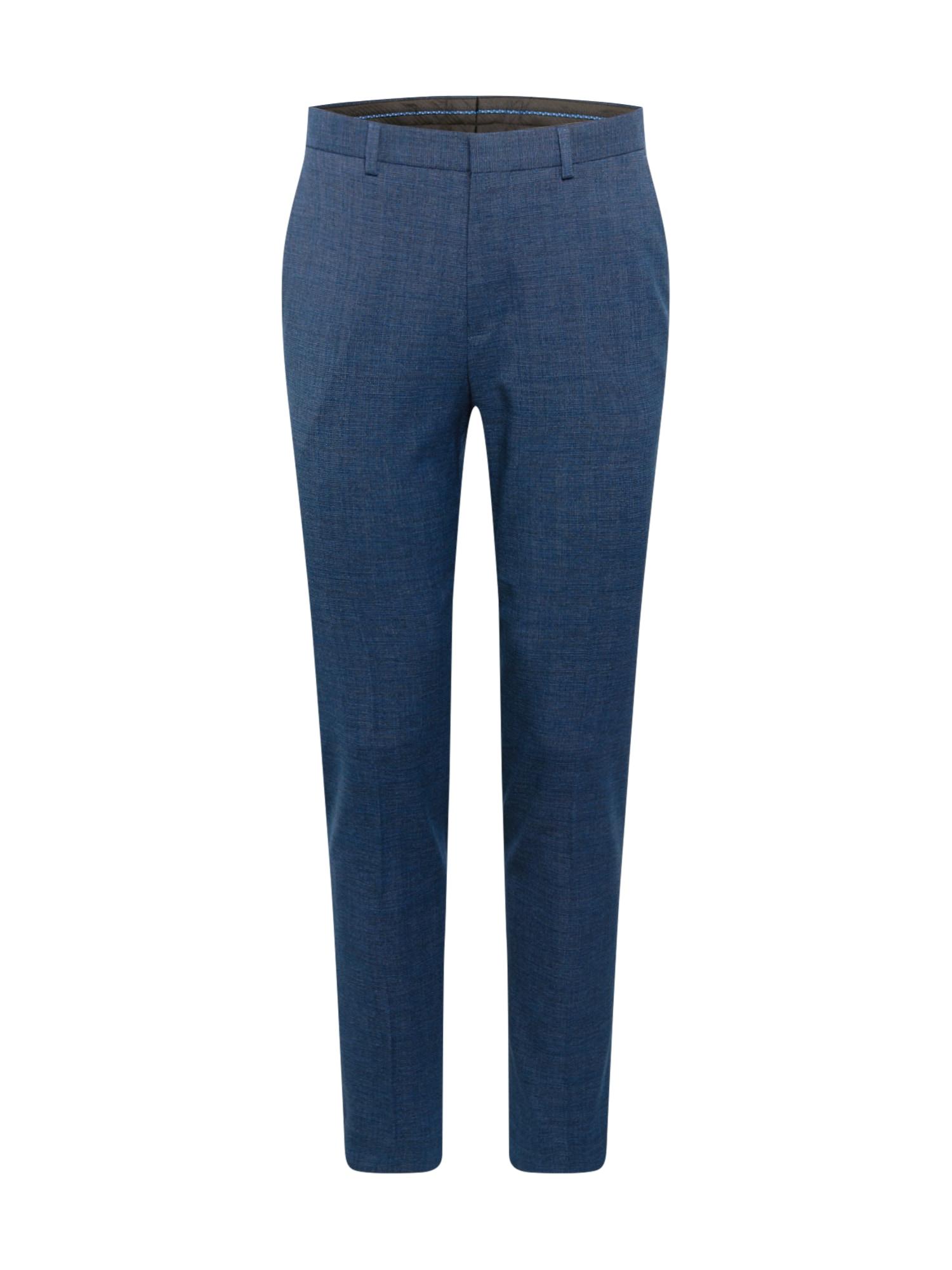 BURTON MENSWEAR LONDON Kelnės tamsiai (džinso) mėlyna