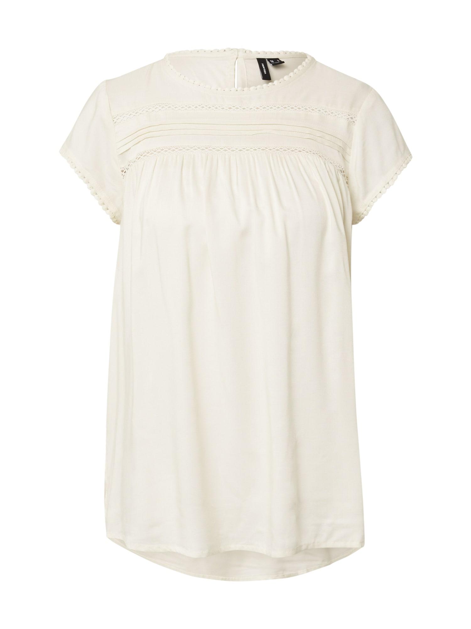 VERO MODA Tričko 'Debbie'  bílá
