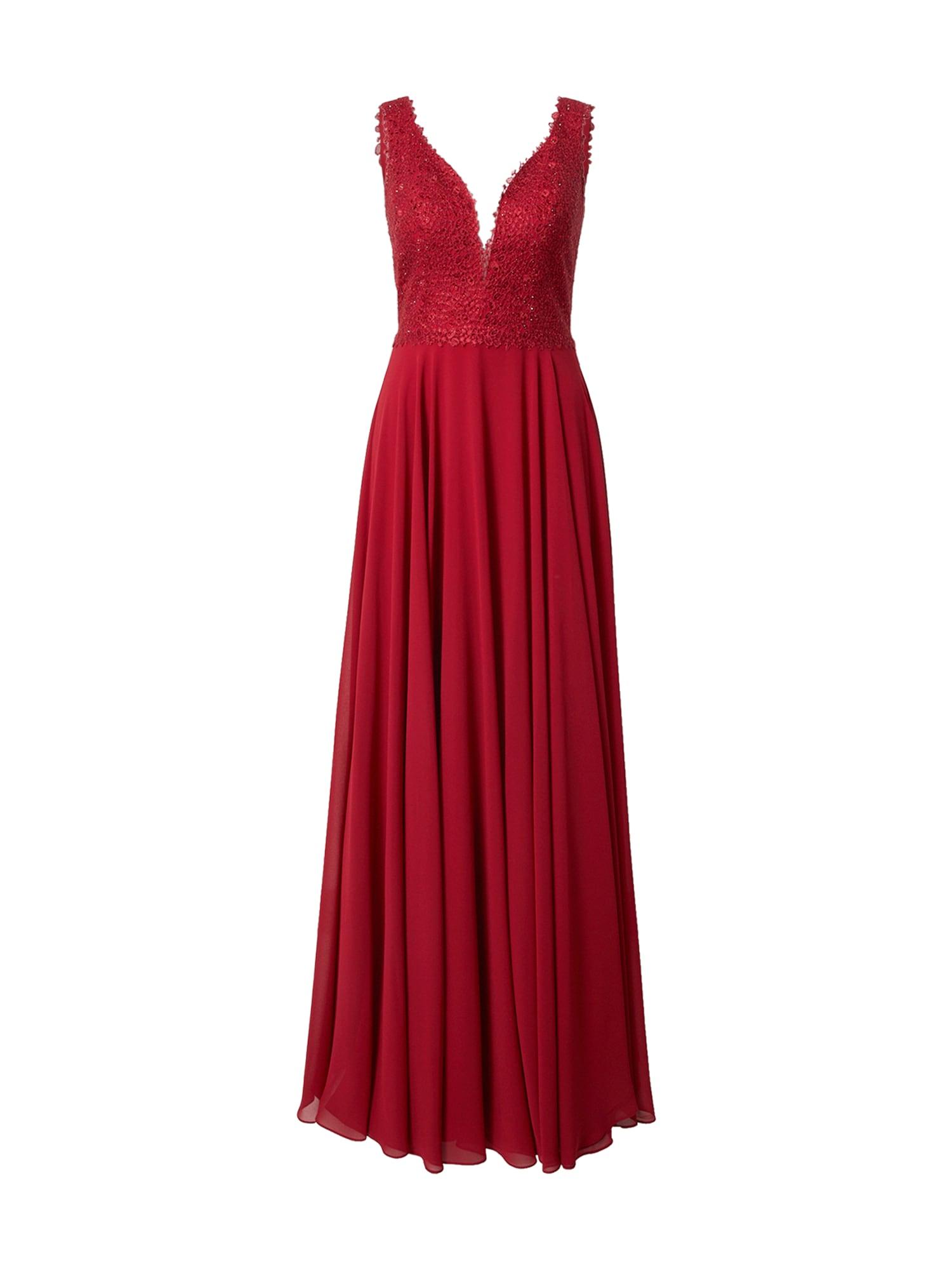 MAGIC NIGHTS Vakarinė suknelė raudona