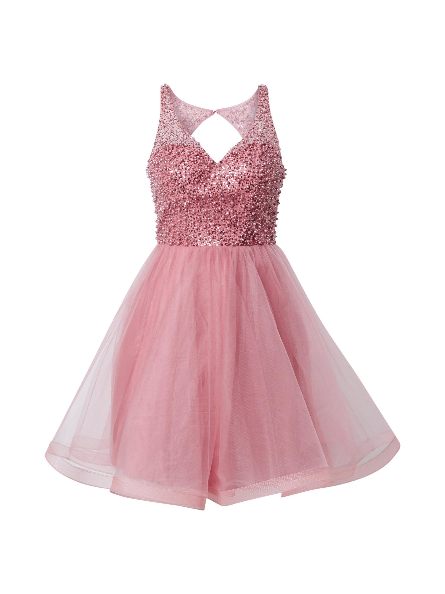Laona Kokteilinė suknelė rožių spalva