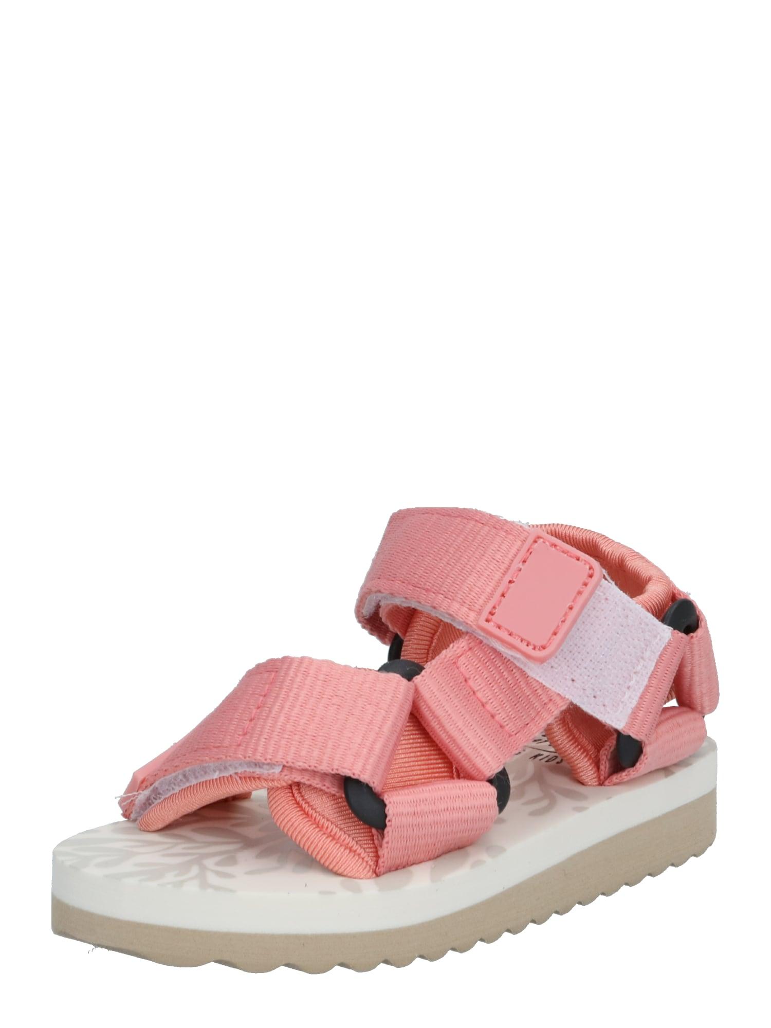MANGO KIDS Sandály 'SANDALS BALEG'  pink