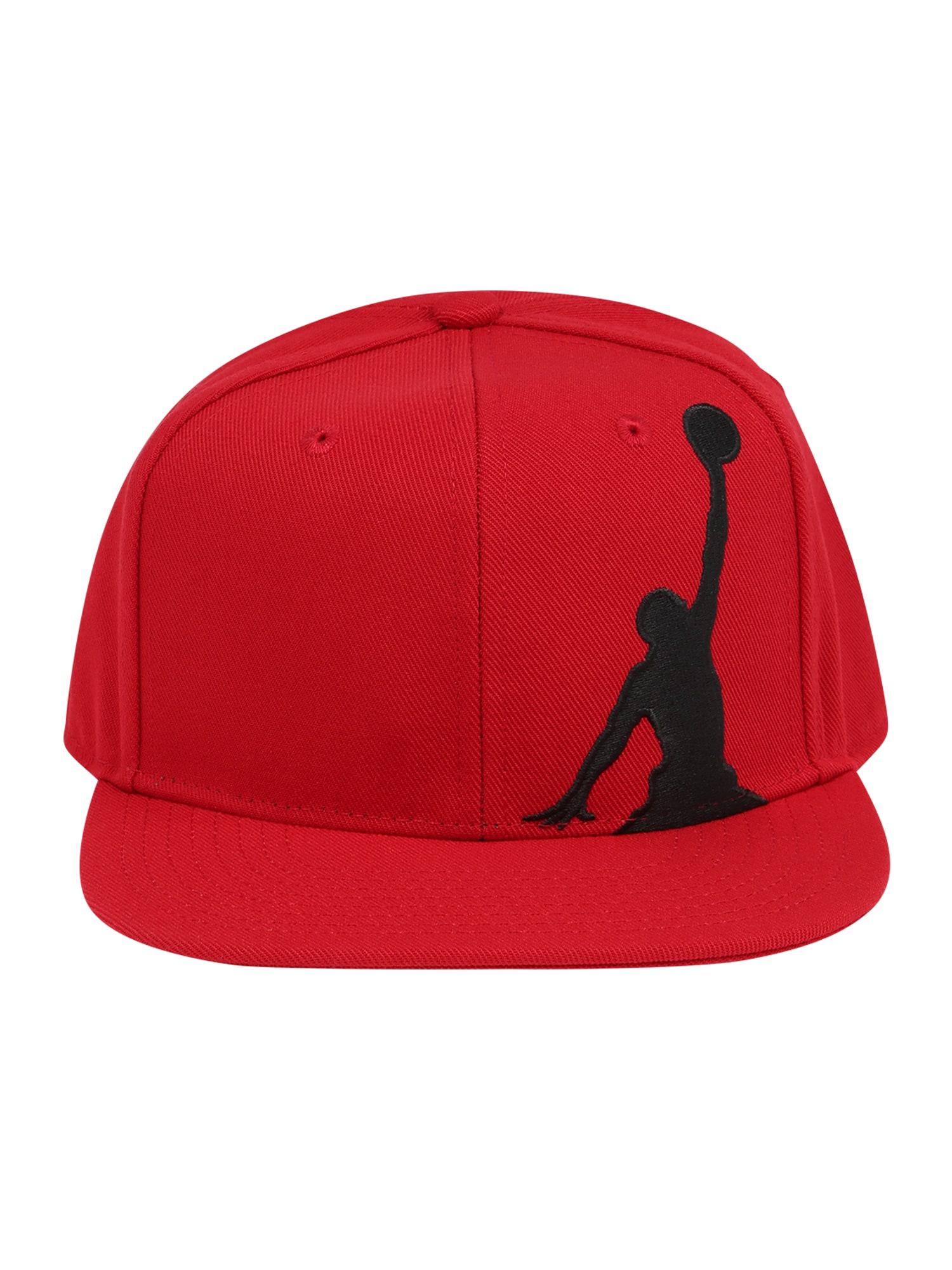 Jordan Skrybėlaitė raudona / juoda