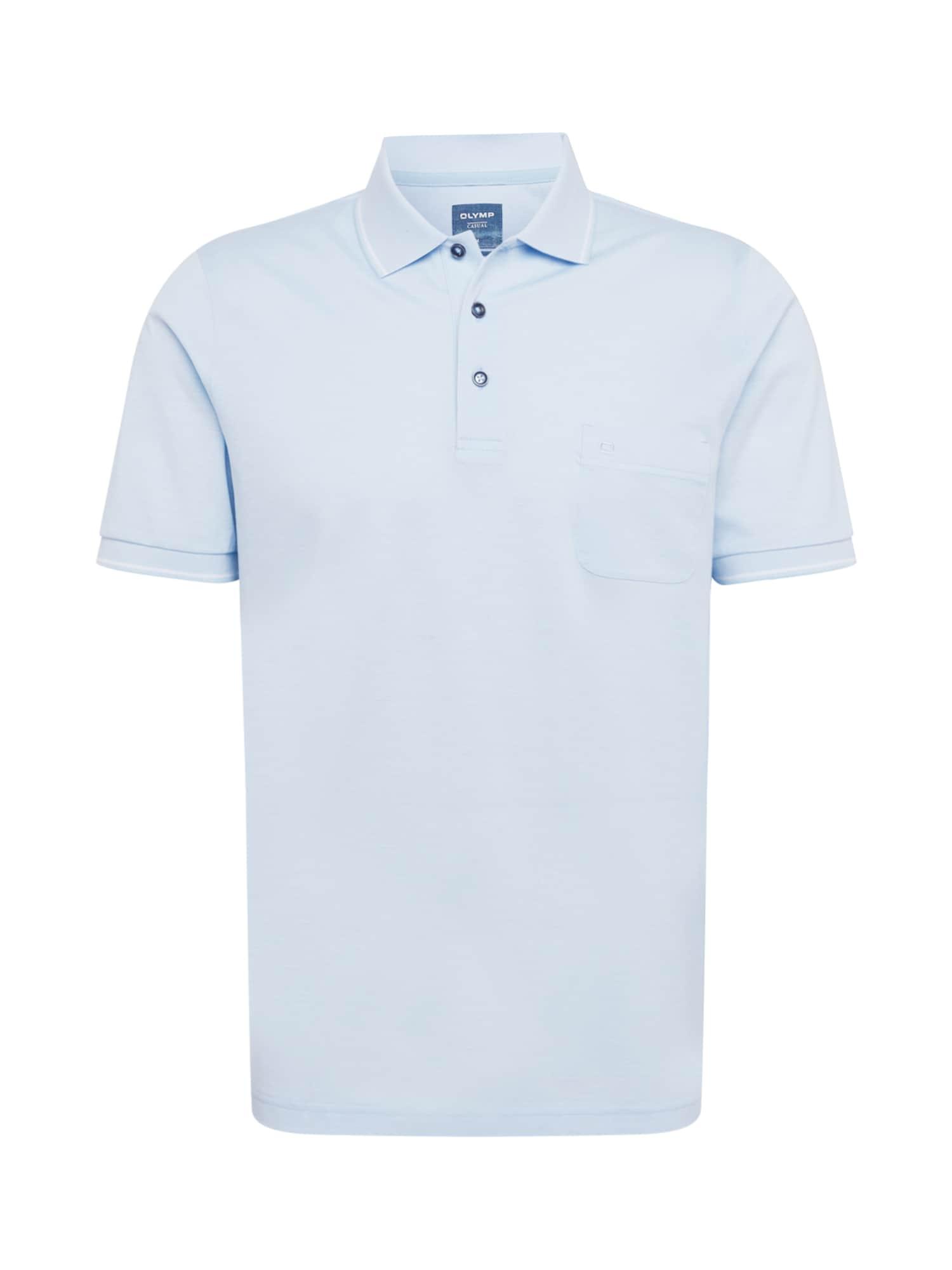 OLYMP Marškinėliai azuro spalva