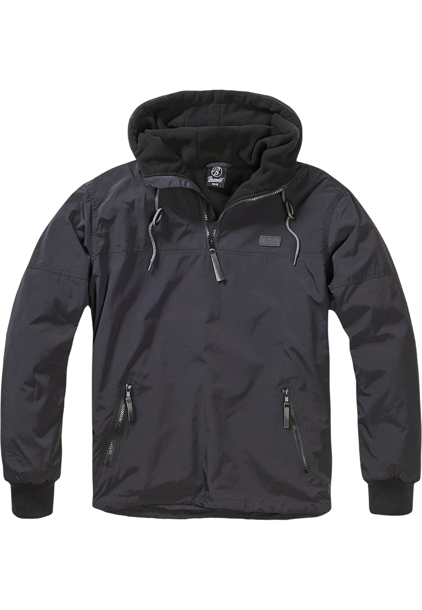 Brandit Přechodná bunda  černá