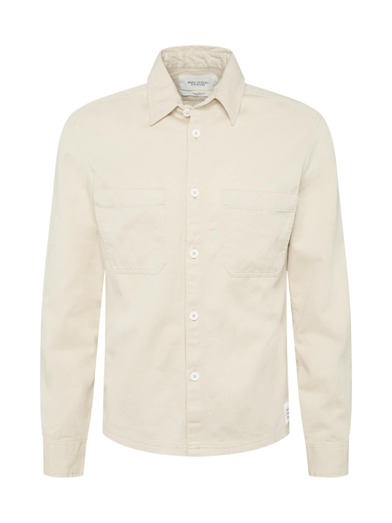Marc O'Polo DENIM Košile  přírodní bílá