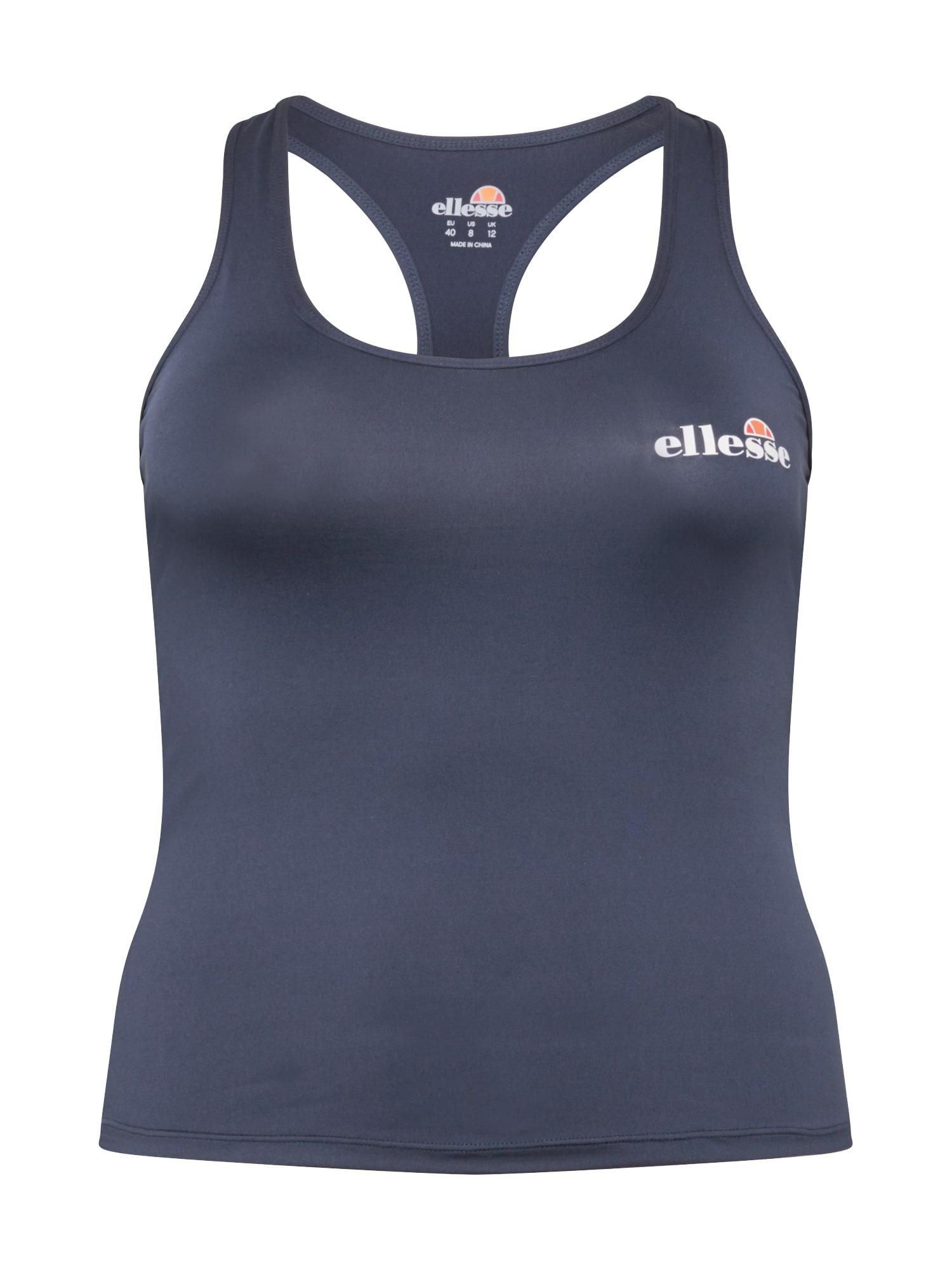 ELLESSE Sportiniai marškinėliai be rankovių