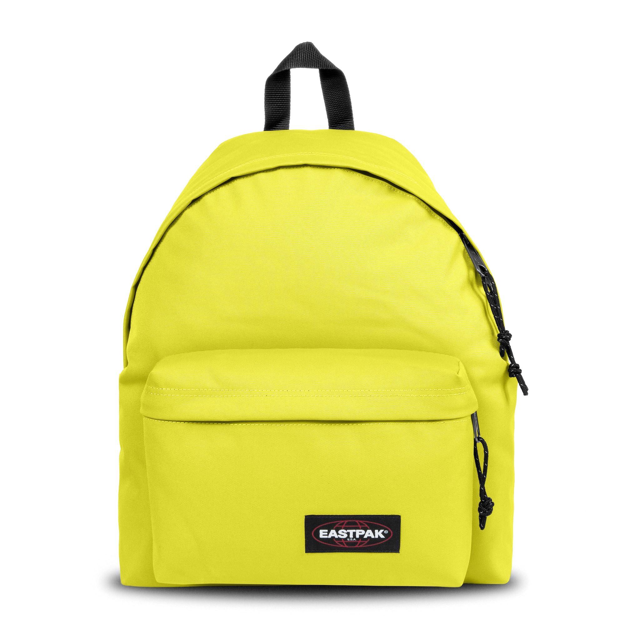 EASTPAK Kuprinė neoninė geltona