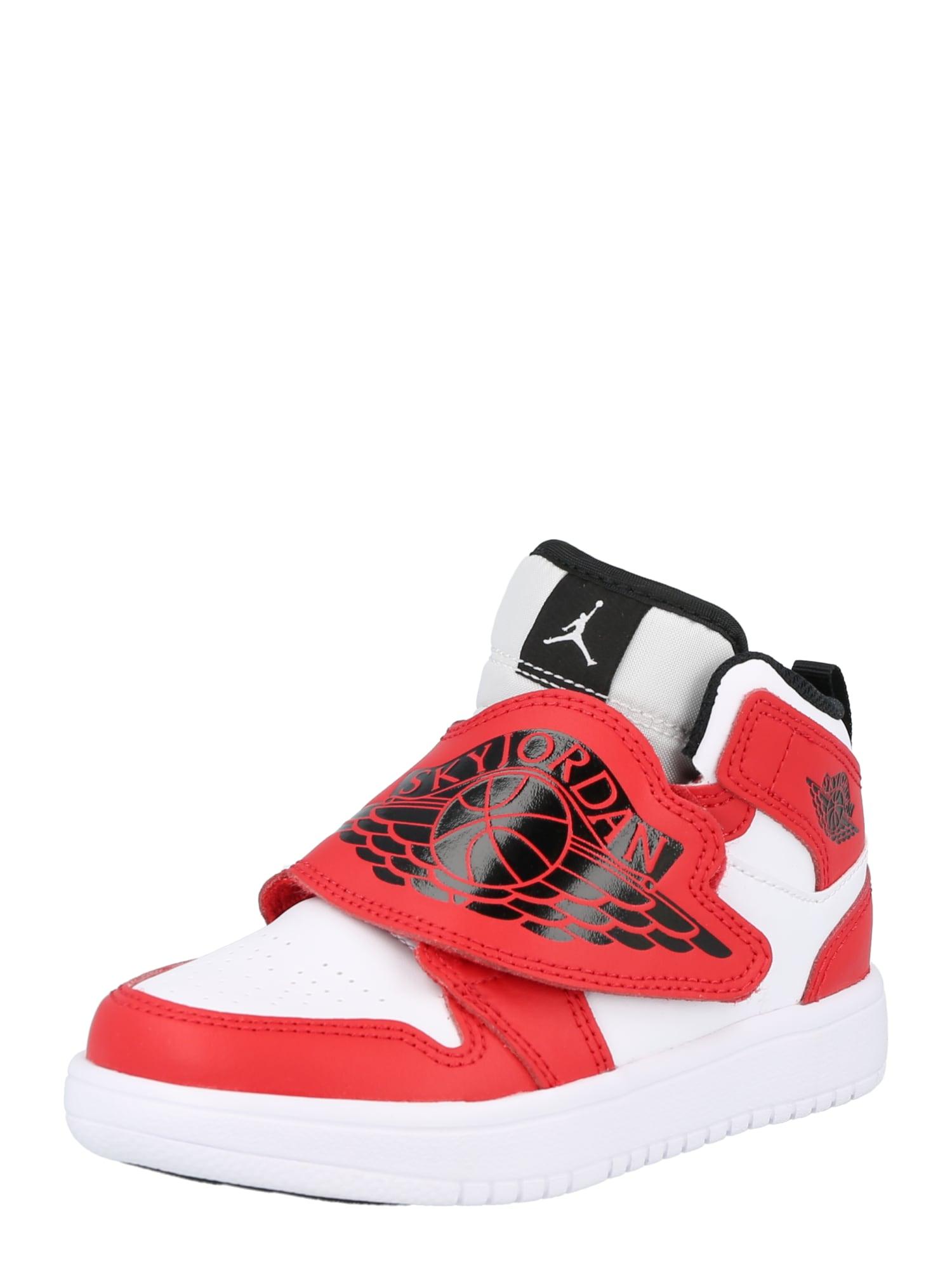 Jordan Tenisky 'Sky Jordan 1'  červená / bílá / černá