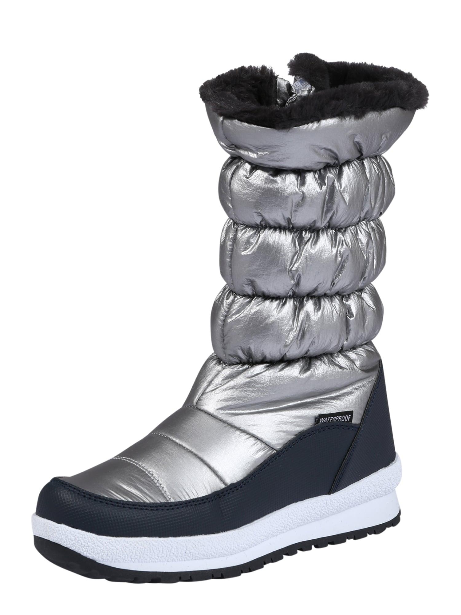 CMP Auliniai batai 'Holse WP' sidabrinė / juoda