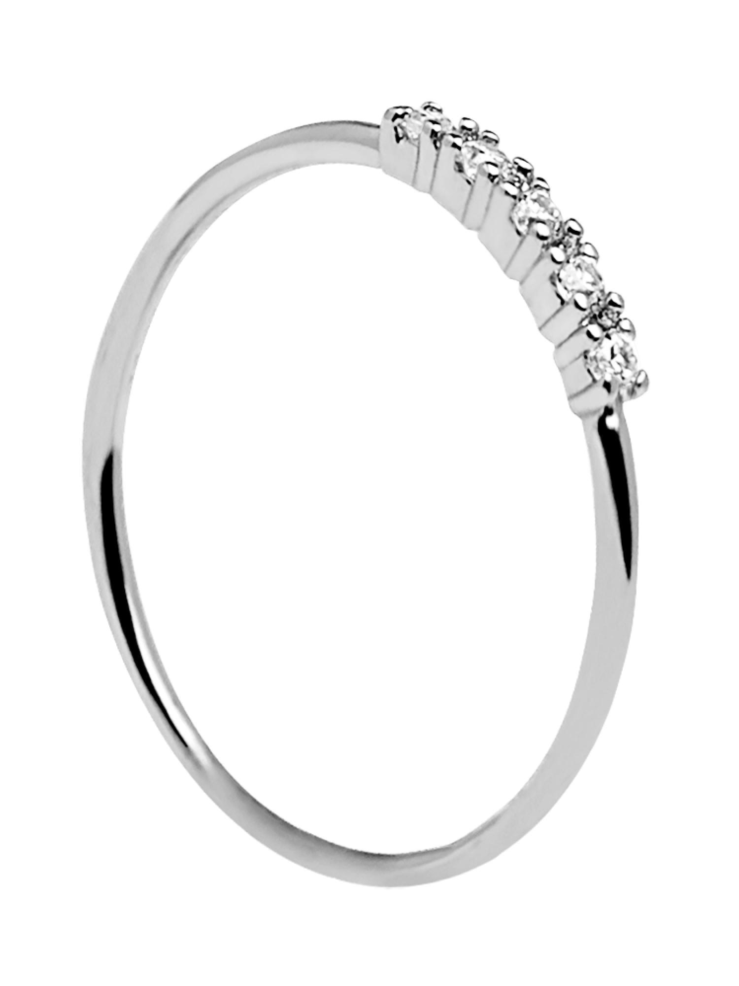 P D PAOLA Žiedas sidabrinė